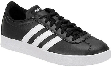 Adidas VL Court 2.0 B43814 Black/White 44 2/3