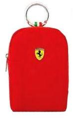 Ferrari Case Universal Flap Red