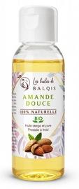 Les Huiles de Balqis Organic Virgin Almond Oil 50ml