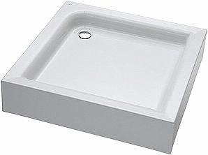 KOLO Standard Plus Shower Tray 80x80 White