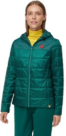 Audimas Womens Jacket With Thermal Insulation Evergreen M