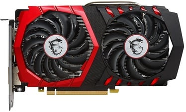 MSI GeForce GTX1050 Ti Gaming 4GB GDDR5 PCIE GTX1050TIGAMING4G