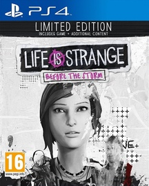 Life Is Strange: Before The Storm Limited Edition PS4