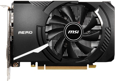 MSI GeForce GTX 1650 Aero ITX OCV1 4GB GDDR6 PCIE GTX1650D6AEROITXOCV1