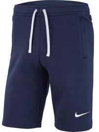 Nike Men's Shorts M FLC Team Club 19 AQ3136 451 Dark Blue L