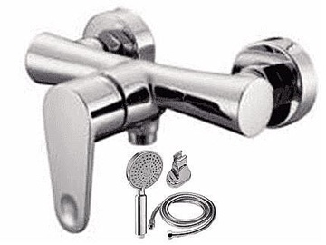 Baltic Aqua Palma P-7/35K Shower Mixer