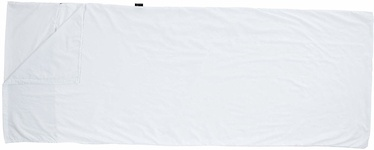 Magamiskott Easy Camp Travel Sheet YHA White, 200 cm