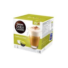 Coffee Dolce Gusto Cappuccino 30 CAP, 349G