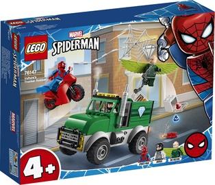 Конструктор LEGO®Super Heroes 76147 Ограбление Стервятника
