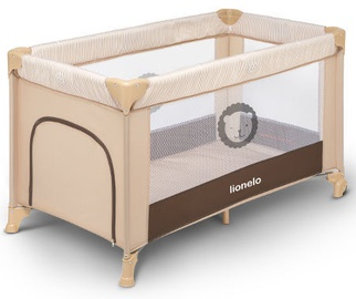 Lionelo Playpen Adriaa Beige Stripes