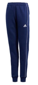 Adidas Core 18 Jr Sweat Pants CV3958 Dark Blue 128cm