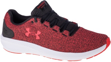 Under Armour Charged Pursuit 2 Twist 3023304-003 Black/Red 44