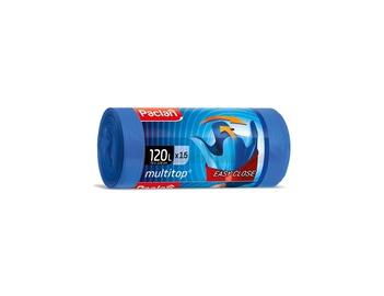 Pacalan Multitop Waste Bags 120l 15pcs Blue