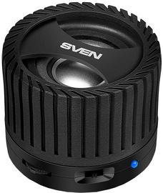 Juhtmevaba kõlar Sven PS-40BL Black, 3 W