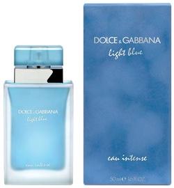 Parfüümvesi Dolce & Gabbana Light Blue Eau Intense 50ml EDP