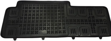 REZAW-PLAST Citroen Spacetourer 2016 Rear Rubber Floor Mats