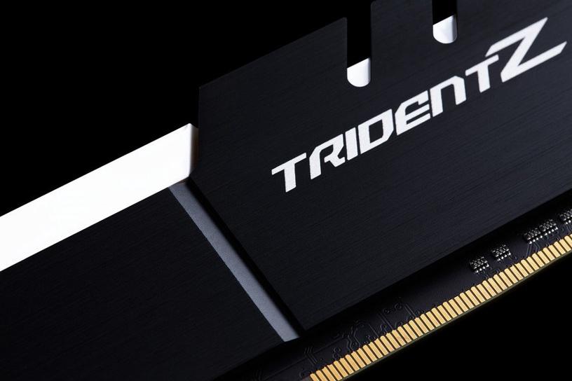 G.SKILL TridentZ 16GB 3200MHz CL16 DDR4 KIT OF 2 F4-3200C16D-16GTZKW
