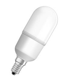 LAMP LED STICK 8W E14 2700K 806LM PL/M