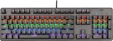 Trust GXT 865 Asta Mechanical Gaming Keyboard EN Black