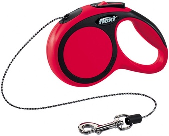 Flexi New Comfort Cord XS 3m Red