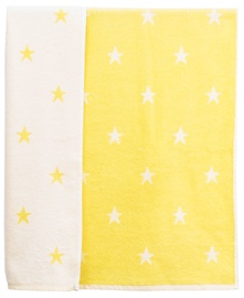 Ardenza Terry Towel Stars 70x120cm Yellow