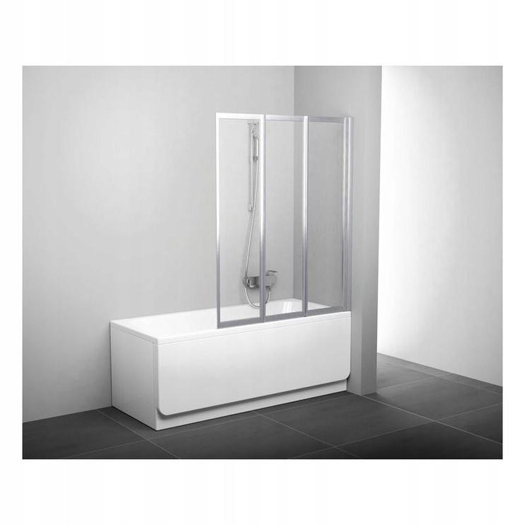 Vannisein Ravak VS3 Satin Transparent Glass