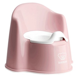 BabyBjorn Potty Chair Powder Pink 055264