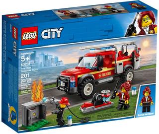Конструктор LEGO® City 60231 Грузовик начальника пожарной охраны