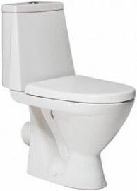 WC-pott Kolo Modo, kaanega, 365x650 mm