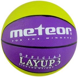 Meteor Layup Green Purple 3