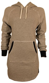 Bars Womens Hoodie Grey 145 2XL