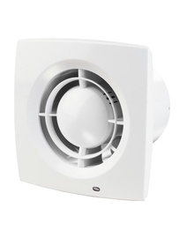Haushalt Bathroom Exctractor Fan 100X1T 100mm White