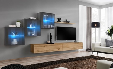 ASM Switch XX Wall Unit Graphite/Wotan
