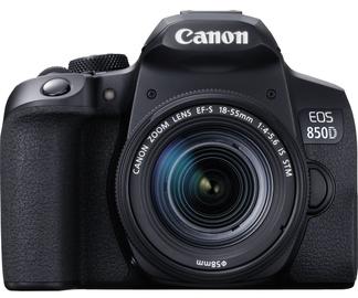 Canon EOS 850D + 18-55mm IS STM Black