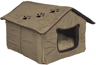 Trixie Hilla Cuddly Cave Sand/Dark Brown 35x30x40cm