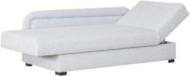 Диван-кровать Bodzio Dawid Right Gray S6, 205 x 87 x 40 см