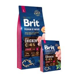 Koeratoit Brit Premium Junior Large 3 kg
