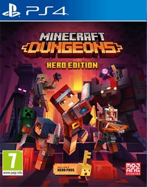 Minecraft Dungeons Hero Edition PS4