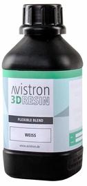Avistron 3D Resin Flexible Blend White 1L