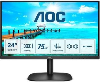 Монитор AOC 24B2XDAM, 23.8″, 4 ms