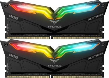 Operatiivmälu (RAM) Team Group T-Force Nighthawk RGB Black TF1D416G3200HC16CDC01 DDR4 16 GB