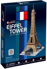 3D пазл Cubicfun Eiffel Tower 3D, 35 шт.
