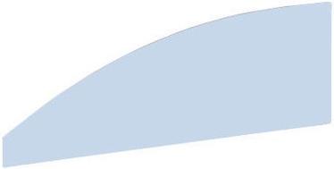 Skyland Imago EKR-2.1 Table Extension 120x45x1.8cm Blue
