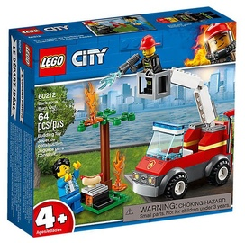 Konstruktor Lego City Barbecue Burn Out 60212