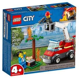 Конструктор LEGO® City 60212 Пожар на пикнике