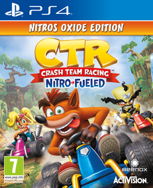 MÄNG CRASH TEAMRACING NITRO-FUELED PS4