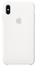 Apple Silicone Back Case For Apple iPhone XS Max White
