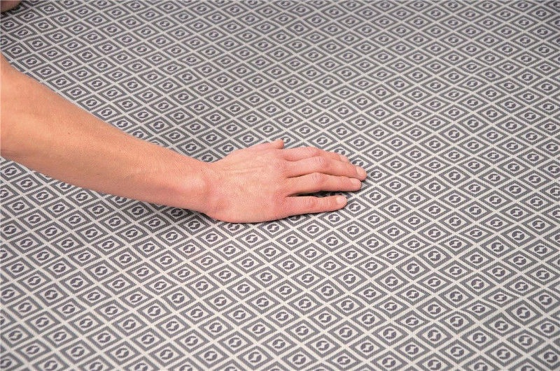 Madrats täispuhut Outwell Flat Woven Carpet Aspen 500 Grey 170478