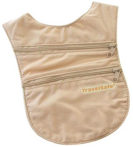TravelSafe Holsterwallet Beige