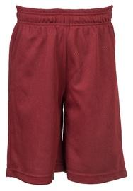 Bars Mens Basketball Shorts Red 29 140cm